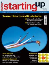Starting Up Gründermagazin